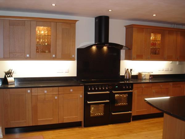 Kitchen storage cupboard photo - 1