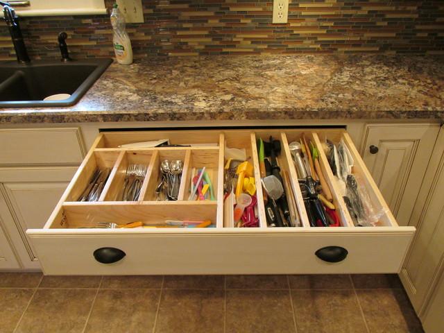 Kitchen storage organizers photo - 2