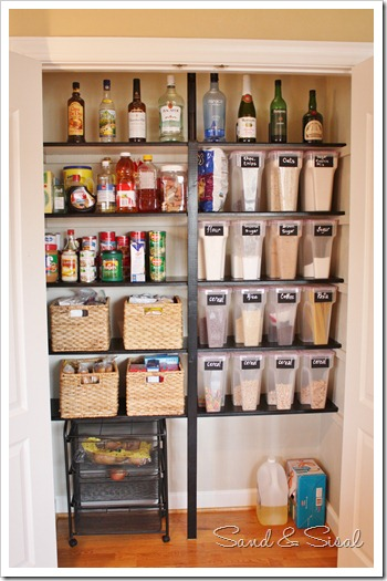 Kitchen storage pantry photo - 3