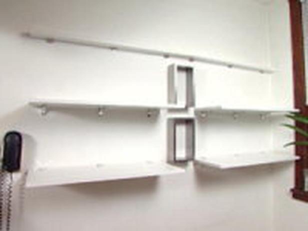 Kitchen storage shelving photo - 1
