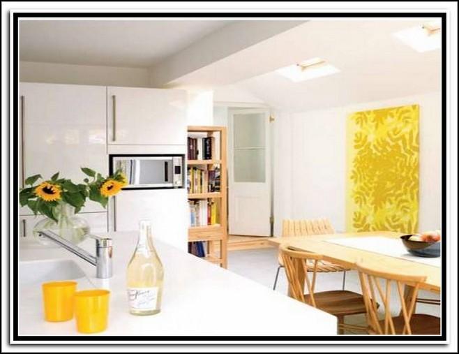 Kitchen sunflower decor photo - 3