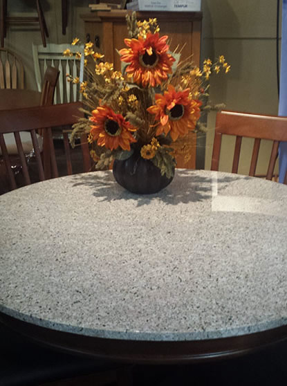 Kitchen table clearance photo - 2