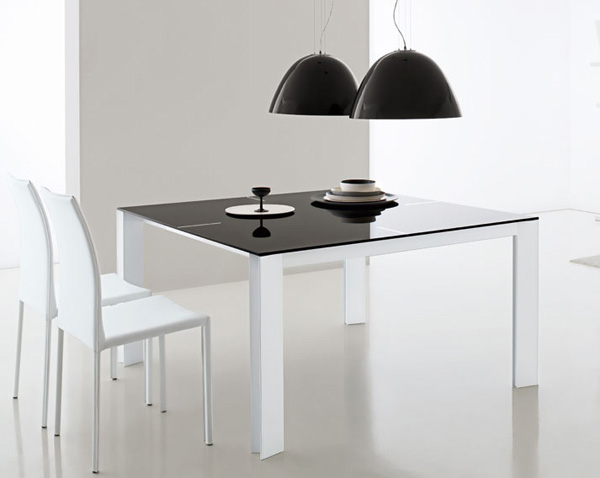 Kitchen table glass photo - 2
