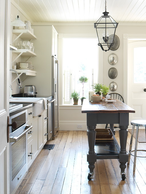 Kitchen table ideas for small spaces photo - 1