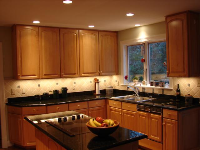 Kitchen table light photo - 1