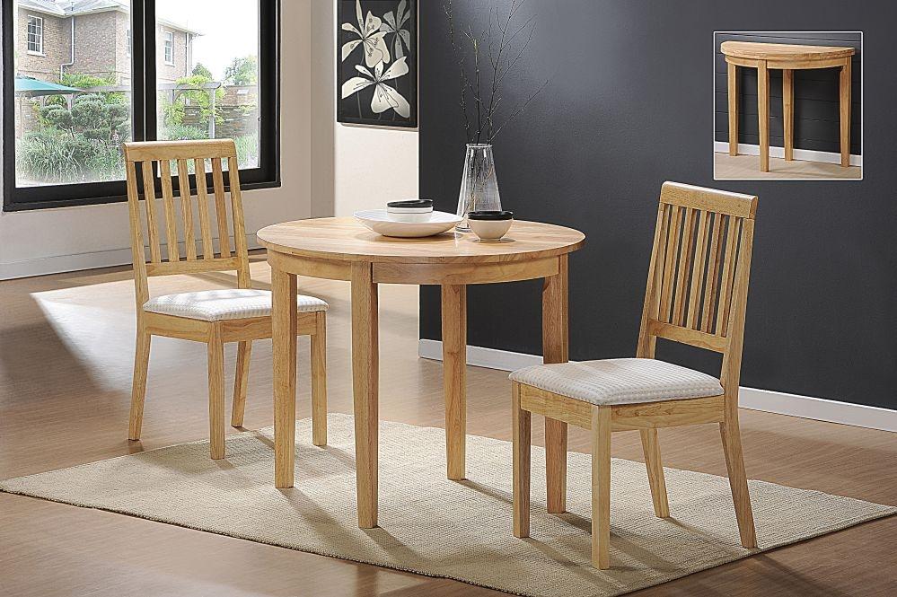 Kitchen table round photo - 2
