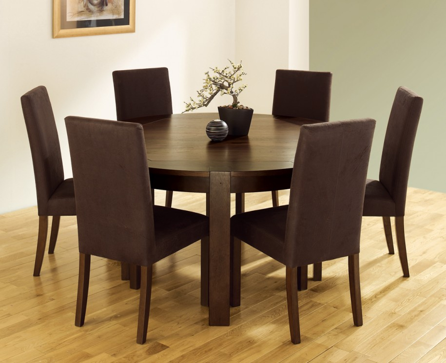 Kitchen table sets round photo - 3