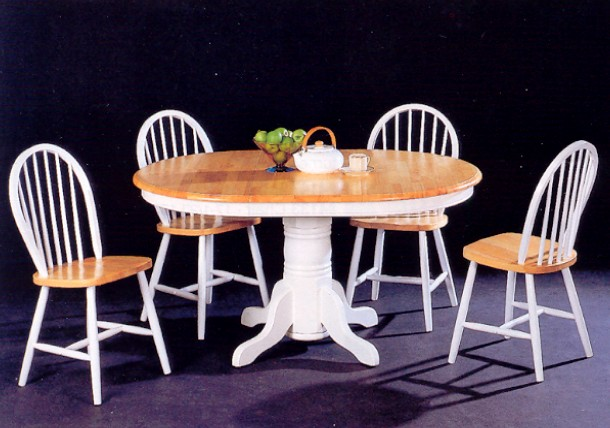 Kitchen table sets with bench seating photo - 3