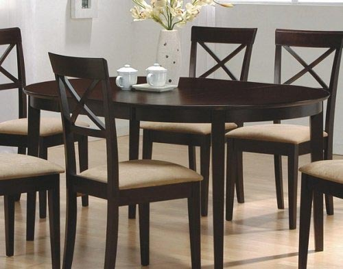 Kitchen table with 6 chairs photo - 3