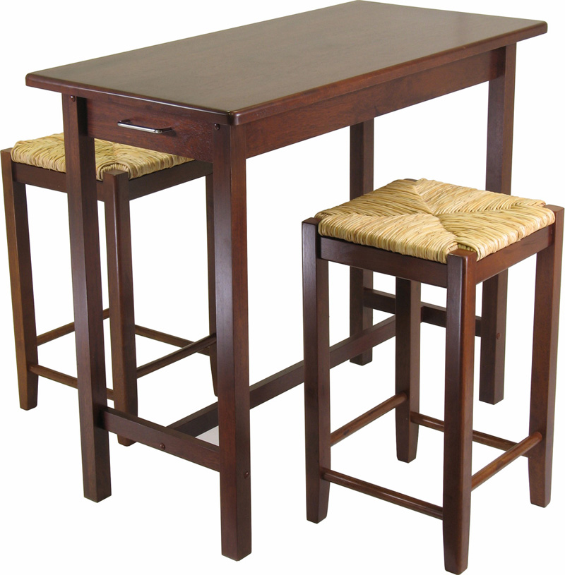 Kitchen tables and chairs for small spaces photo - 2