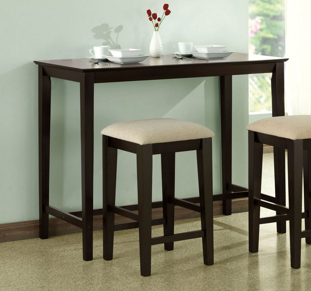 Kitchen tables counter height photo - 2