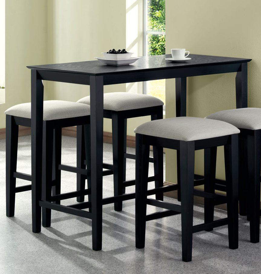 Kitchen tables counter height photo - 3