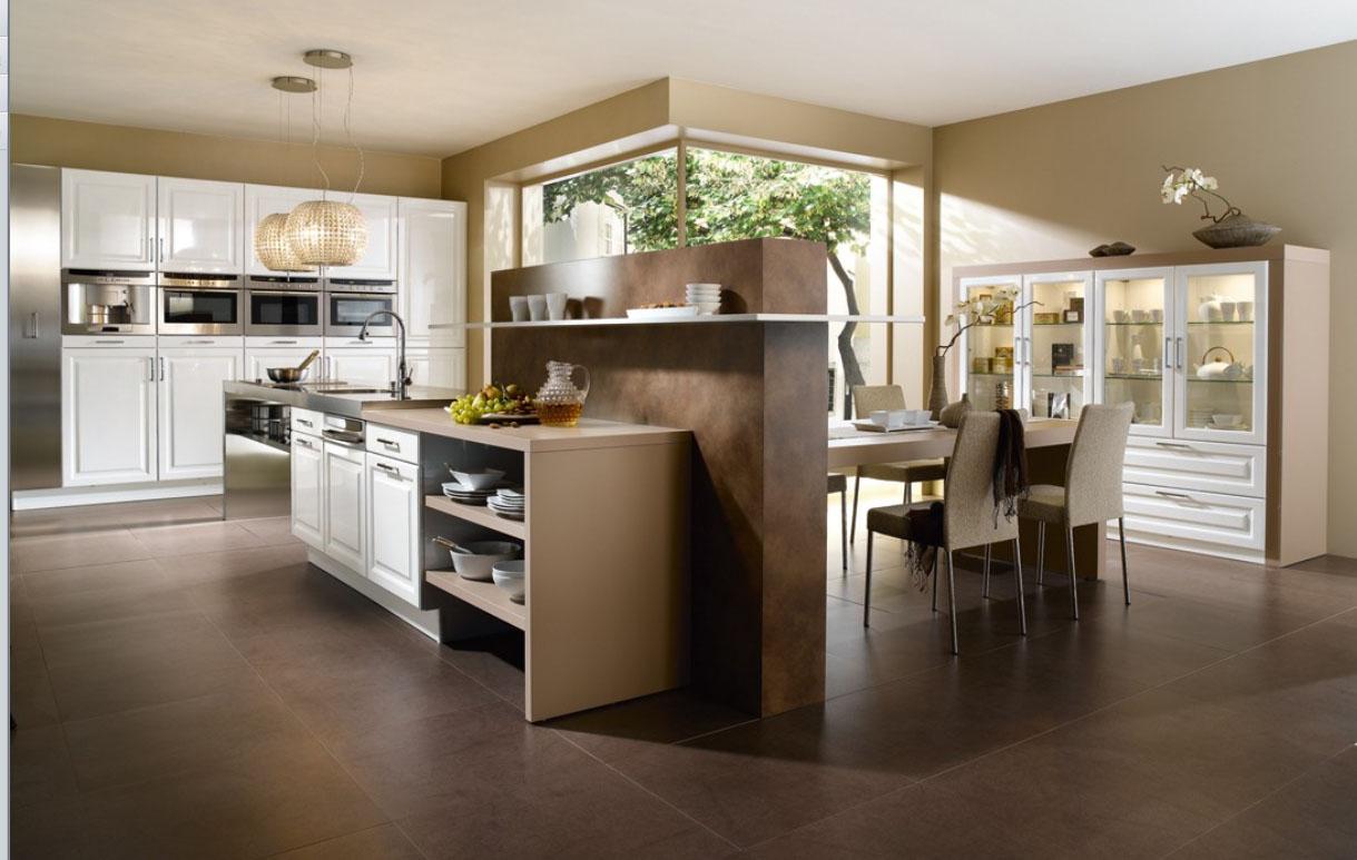 Kitchen tables round photo - 3
