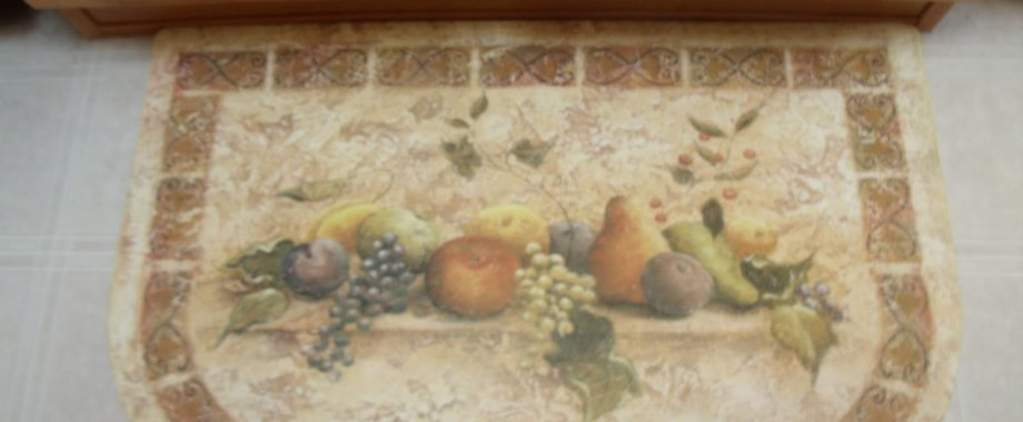 Kitchen throw rugs washable photo - 3