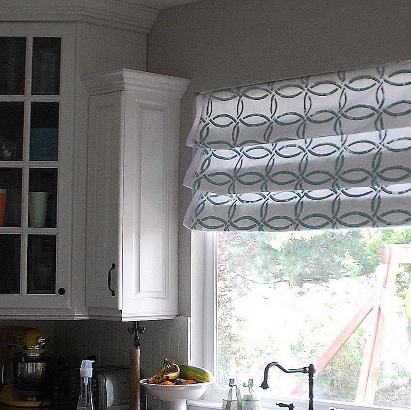 ginghamcheck kitchen curtain check blue curtains gingham border tier