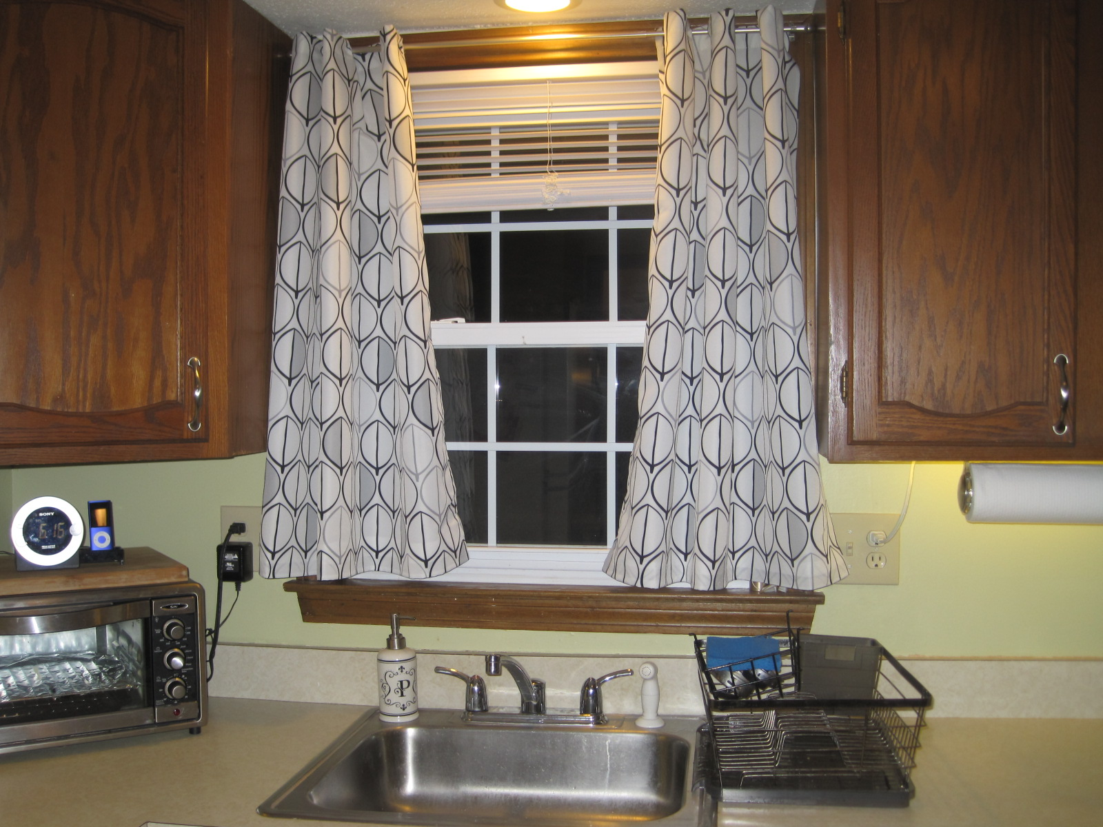 Peacock Kitchen Curtains   3 Color Combinations Peacock Curtains .