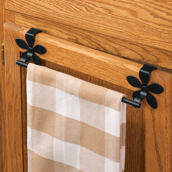 Kitchen towel bar photo - 2