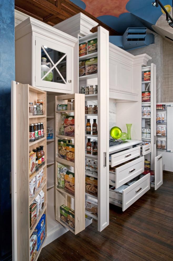 Kitchen Trash Can Storage Kitchen Ideas