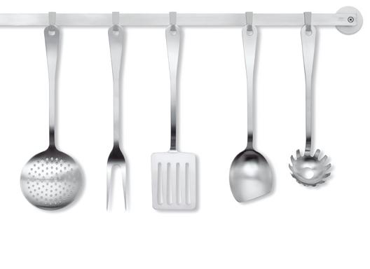 Kitchen utensil storage photo - 1