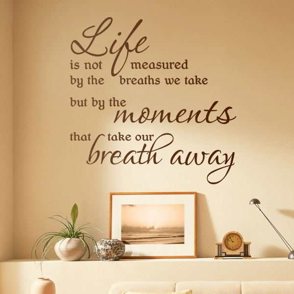 Kitchen wall decals quotes photo - 3