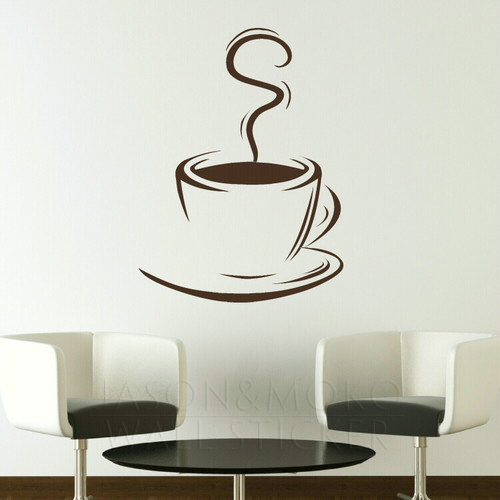 Kitchen wall decals removable photo - 2