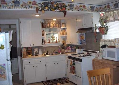 kitchen wallpaper borders ideas - Kitchen Wallpaper Borders Ideas