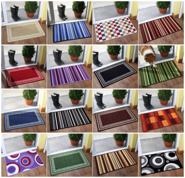 Kitchen washable rugs photo - 2