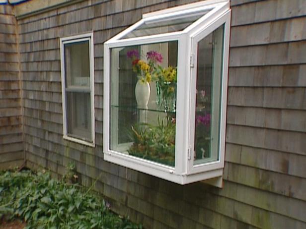 Kitchen window garden photo - 1
