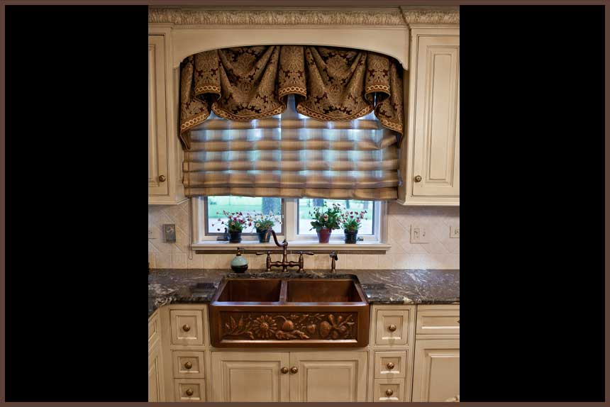 Kitchen window treatments kitchen ideas - Window treatment ideas for kitchen ...