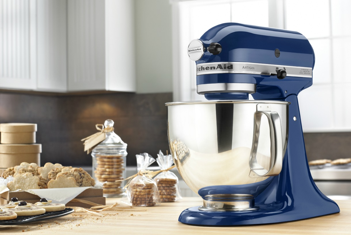 Kitchenade mixer photo - 3