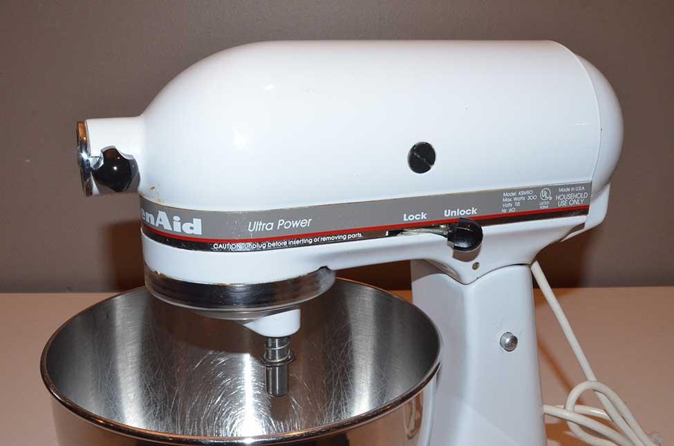 Kitchenaid 10 speed tilt head stand mixer photo - 3