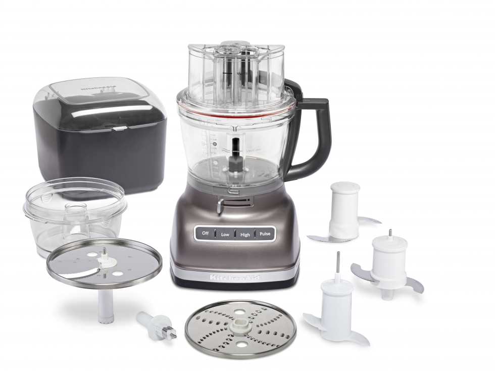 Kitchenaid 14 cup food processor photo - 1
