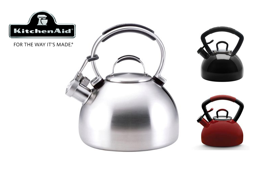 Kitchenaid 2 quart tea kettle photo - 1