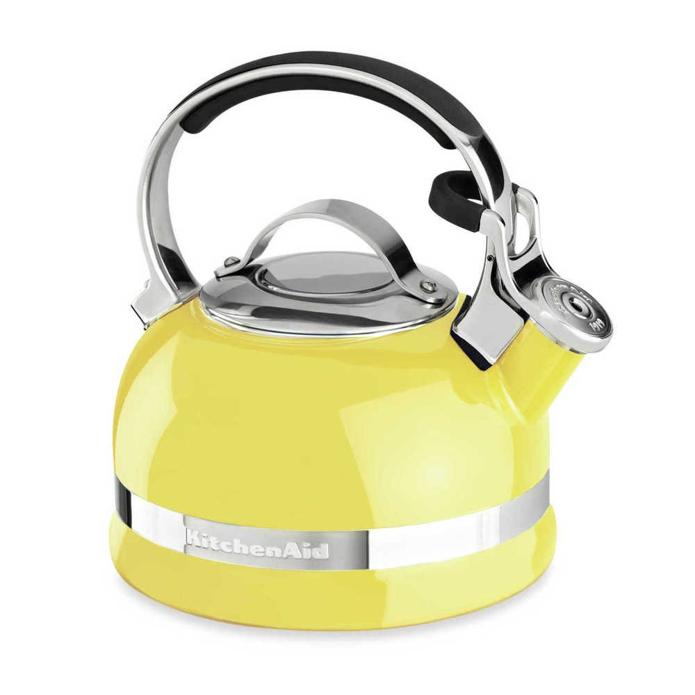 Kitchenaid 2 quart tea kettle photo - 3