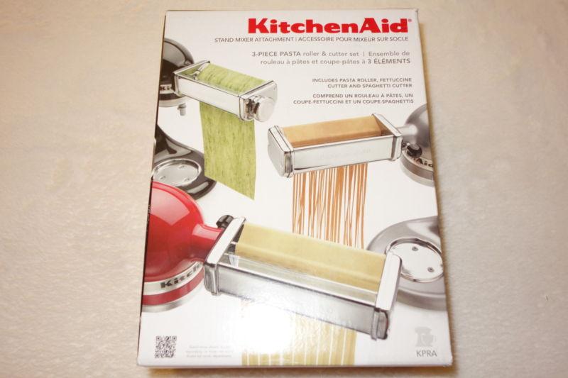Kitchenaid 3 piece pasta roller photo - 1