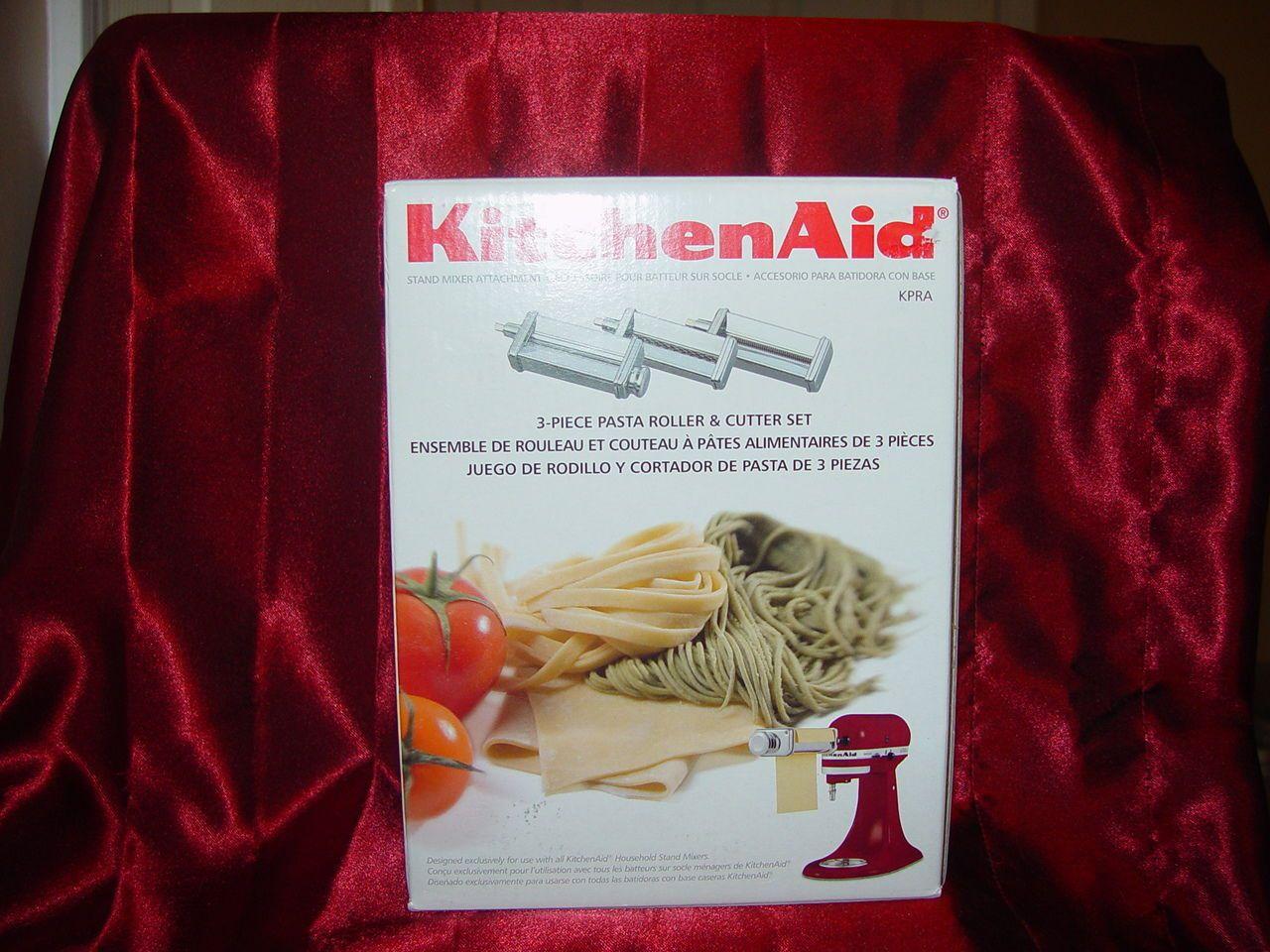 Kitchenaid 3 piece pasta roller photo - 2