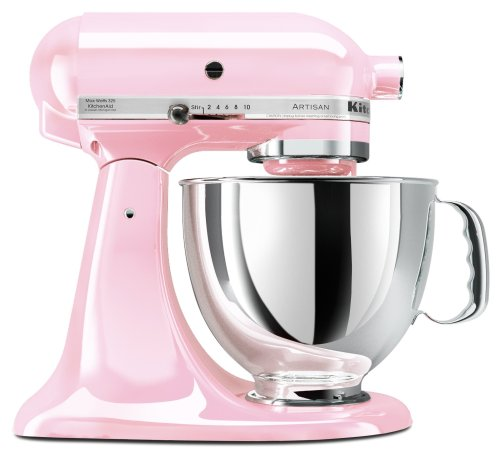 Kitchenaid artisan 5 quart stand mixer photo - 3