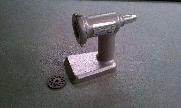 Kitchenaid attachment meat grinder photo - 3