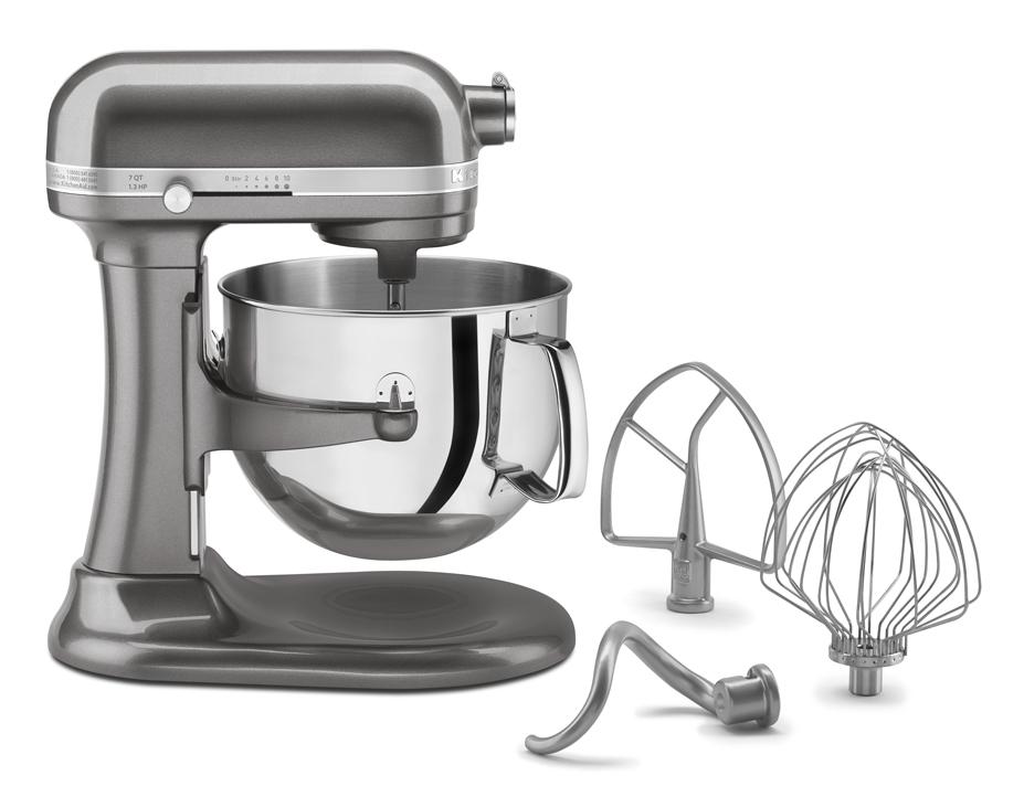 Kitchenaid cake mixer photo - 2