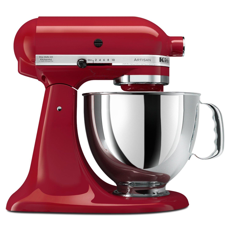 Kitchenaid dough mixer photo - 2