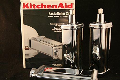 Kitchenaid fettuccine cutter photo - 3