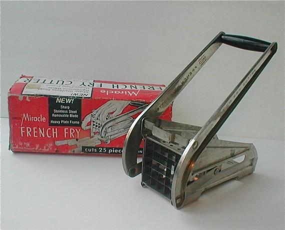 Kitchenaid french fry cutter photo - 3