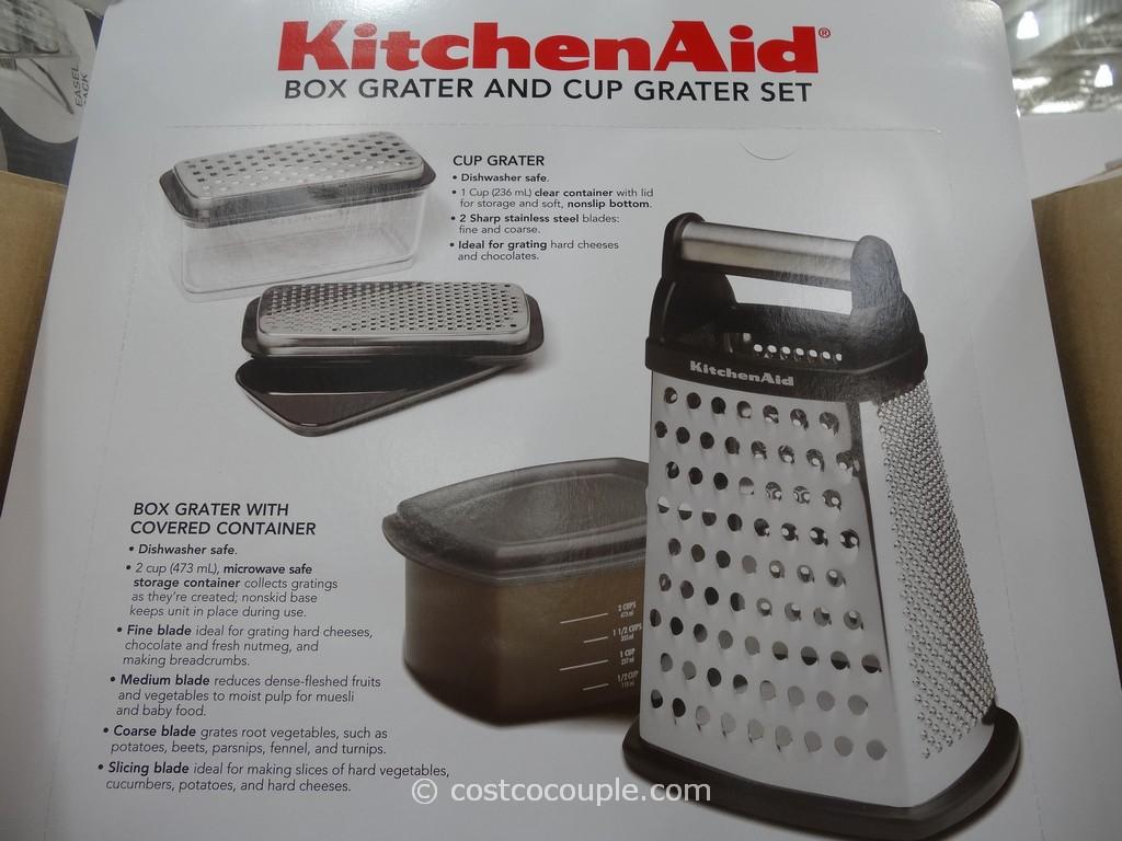 Kitchenaid grater photo - 1