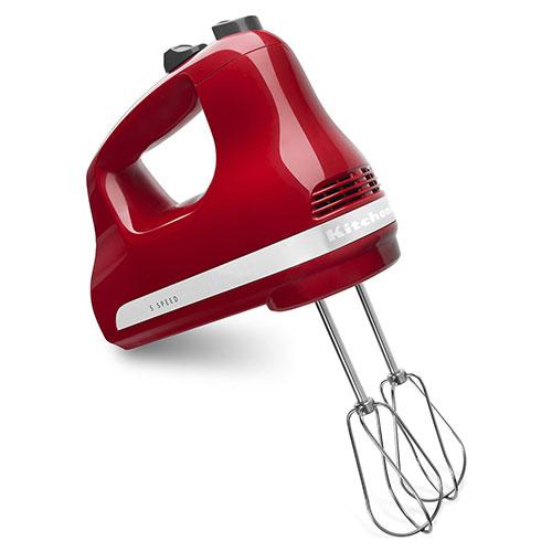 Kitchenaid hand mixer 5 speed photo - 3