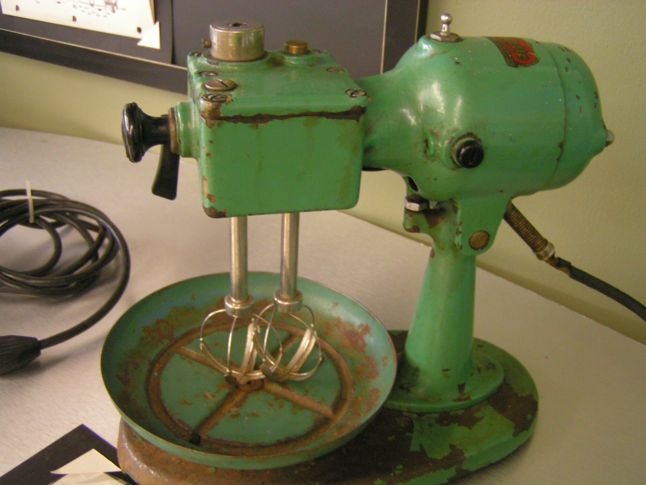 Kitchenaid hand mixer parts photo - 2