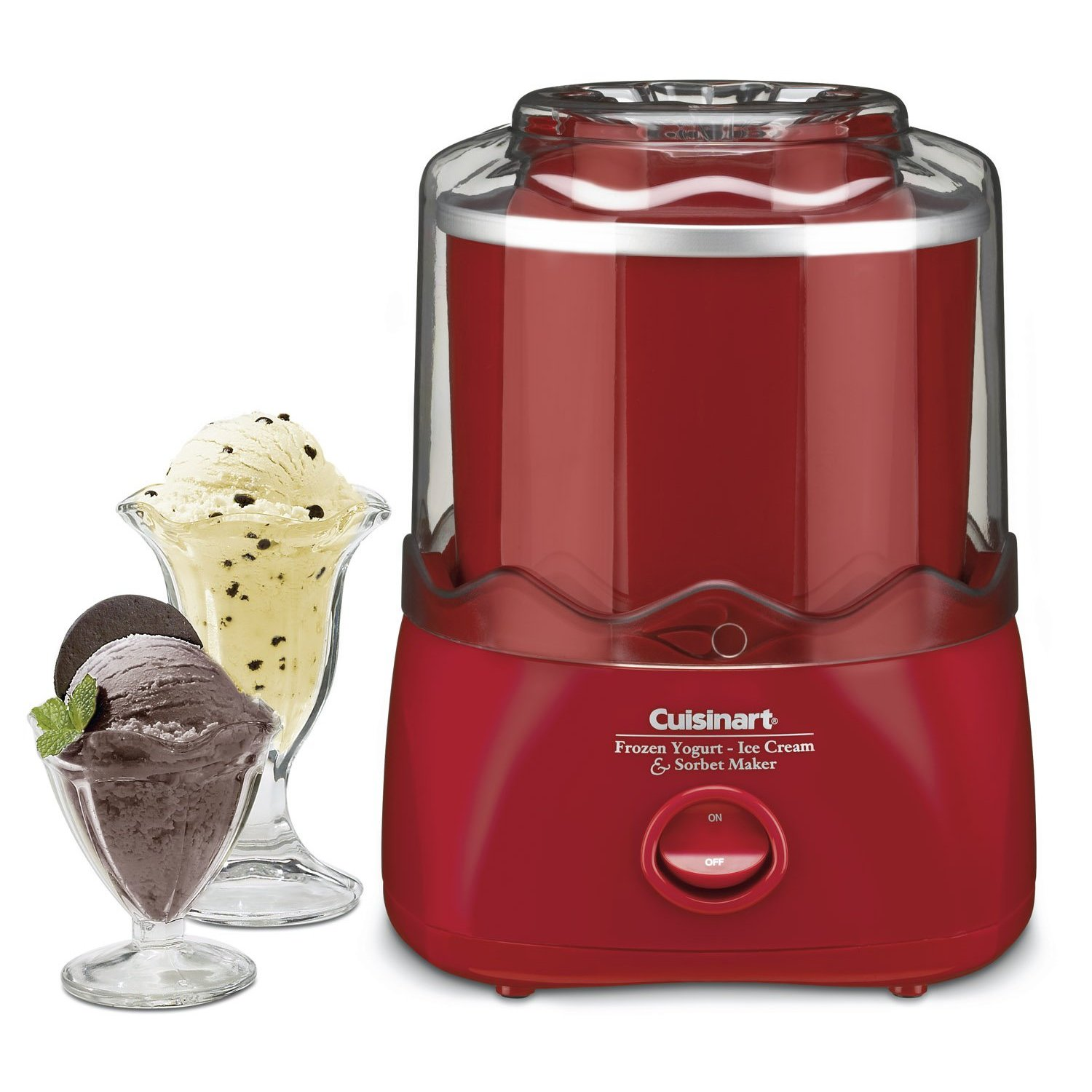 Kitchenaid icecream maker photo - 1