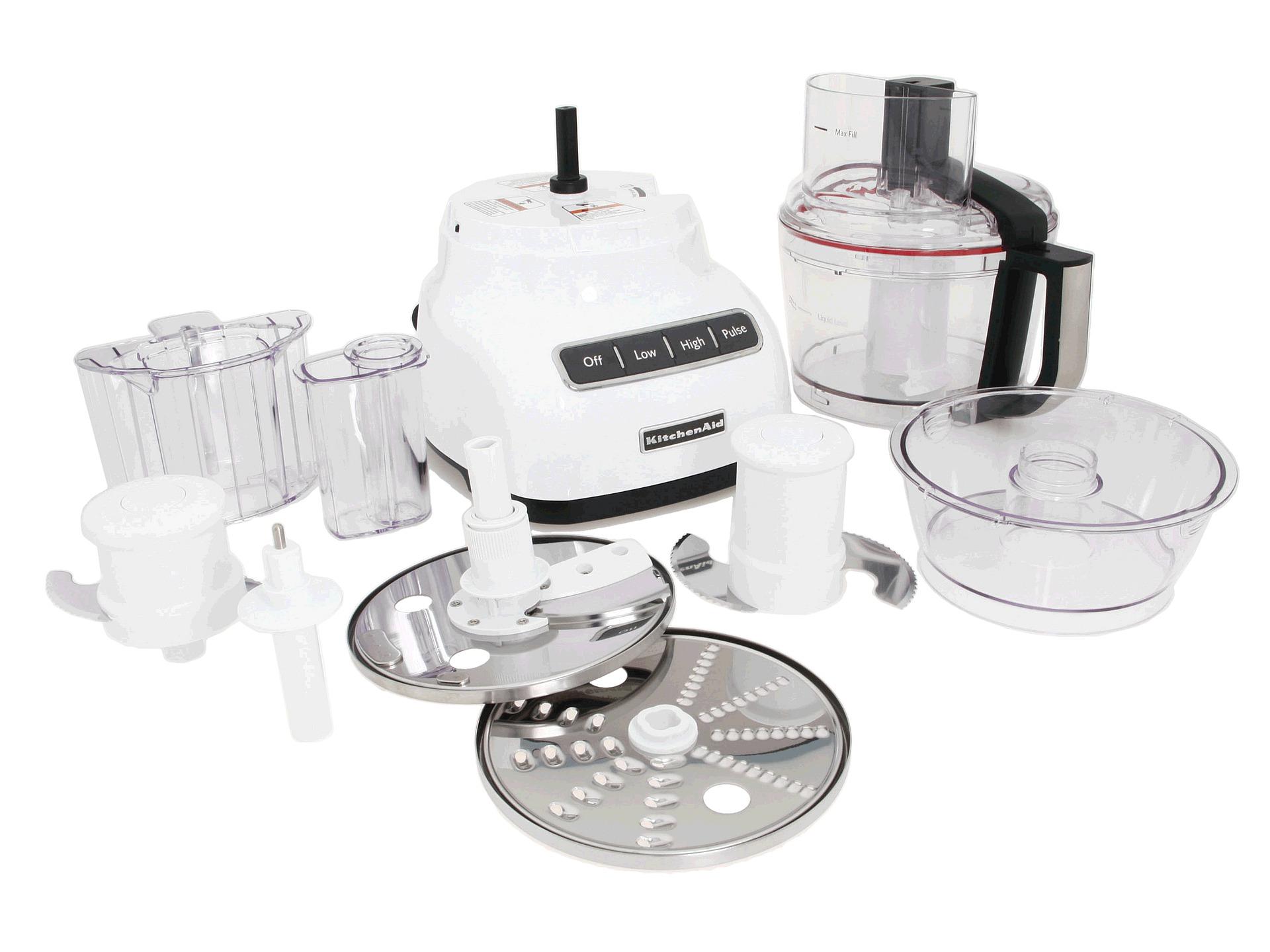 Kitchenaid mini food processor photo - 1