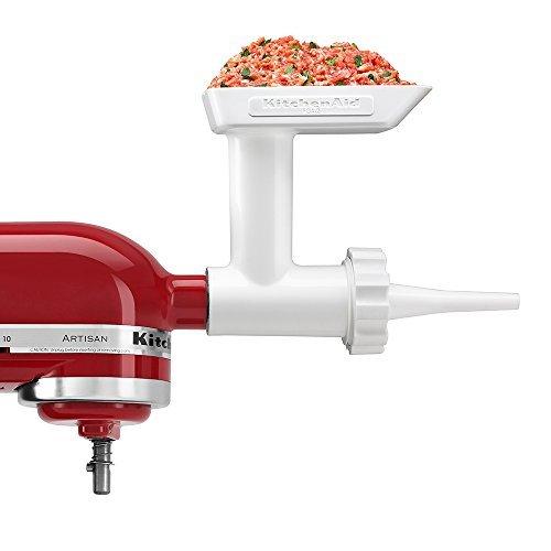 Kitchenaid mixer accessories meat grinder photo - 1