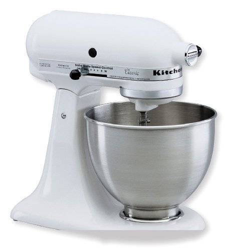 Kitchenaid mixer classic plus photo - 3
