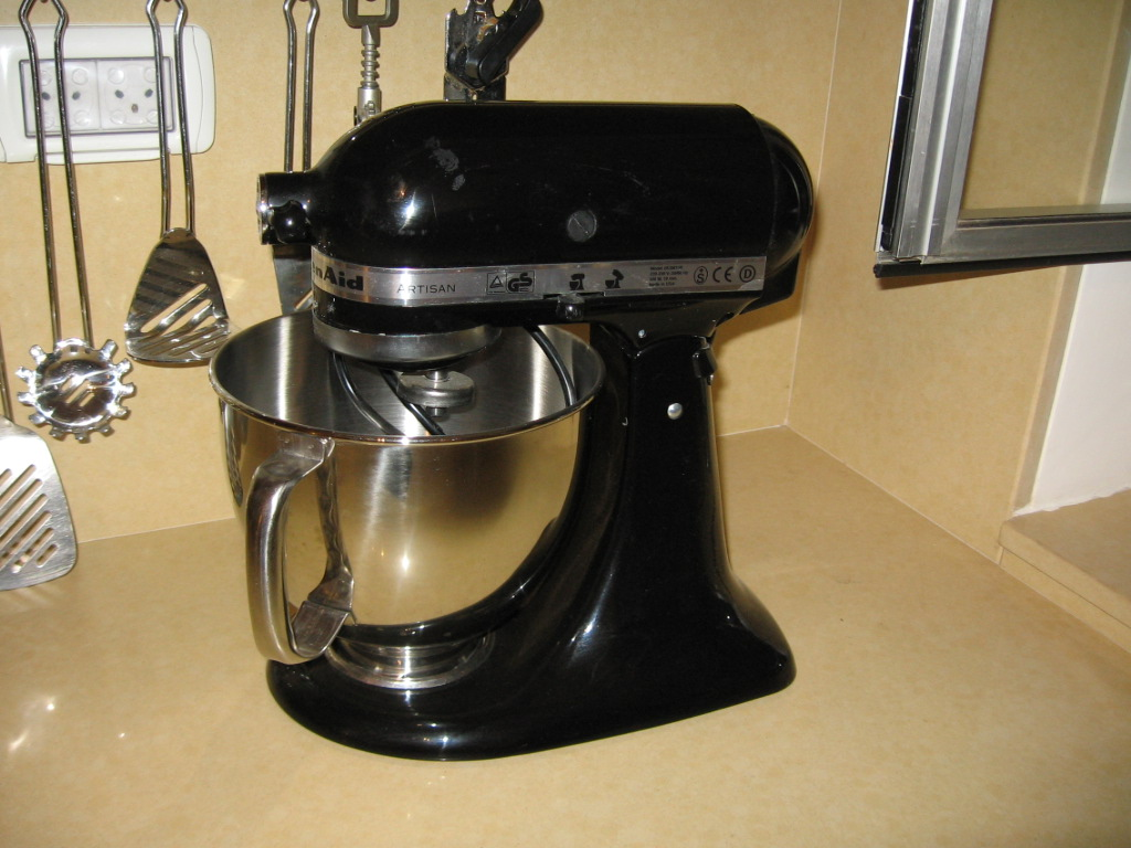 Kitchenaid mixer dimensions photo - 1